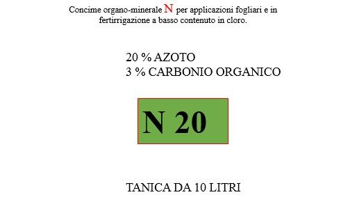 AZOTO 20