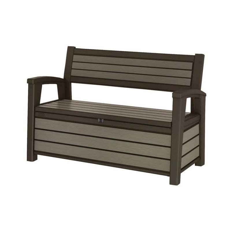 Petrol motor cassapanca brushed bench - Panca giardino ikea ...