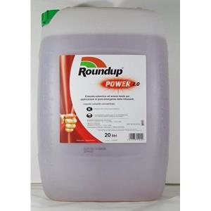 roundup power 20 litri